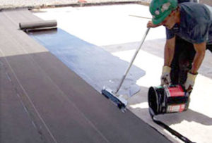 flat roof, commercial roof repair